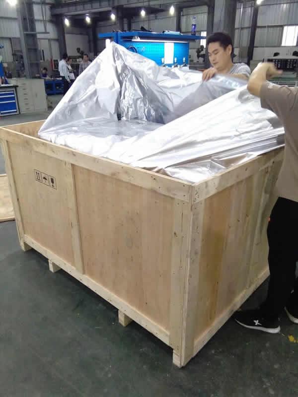 机械设备防锈真空包装