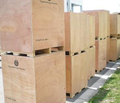 机柜出口木箱包装