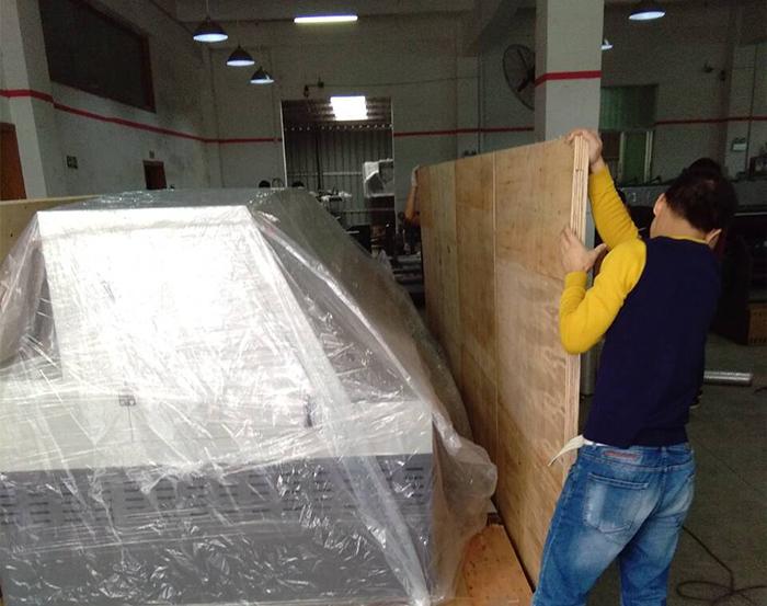 重型设备木箱包装包装运输出口