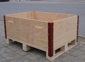 胶合版木箱包装