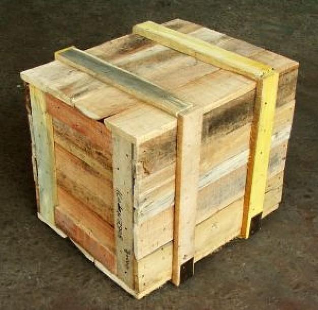 定制木箱包装要以绿色为主