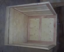 深圳出口胶合板木箱