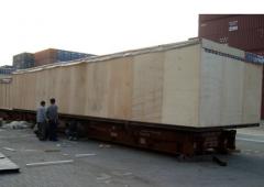木箱包装时应具有哪些性能?
