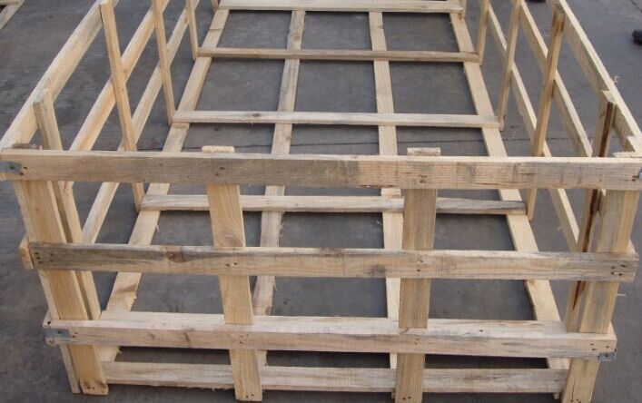框架木箱图片展示
