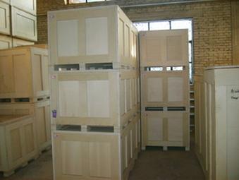 木箱包装改造