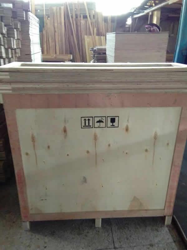 东莞普通木箱包装