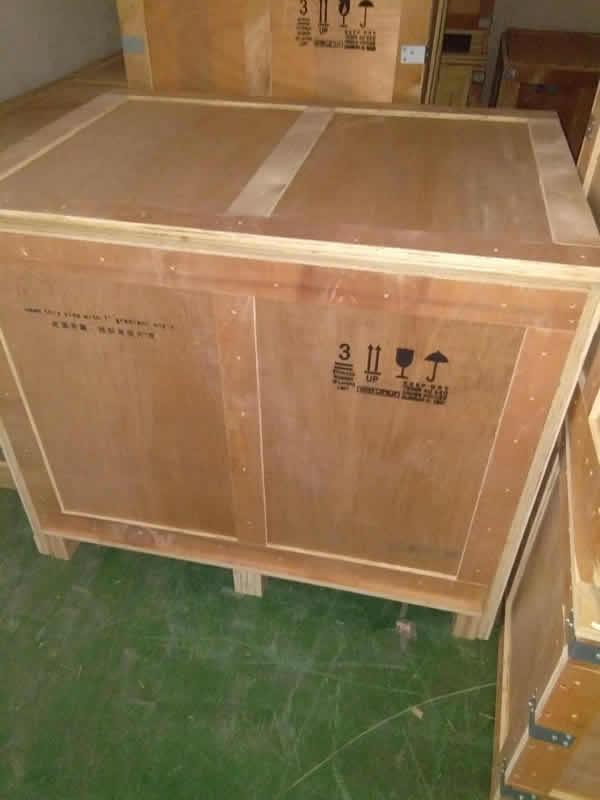 运输货物出口木箱包装